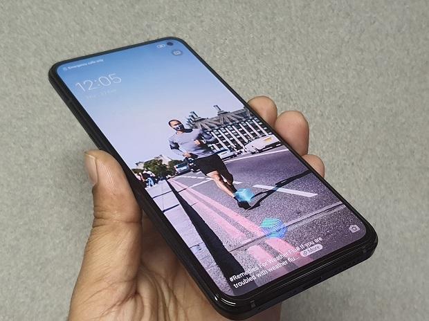 iQoo 3 5G smartphone