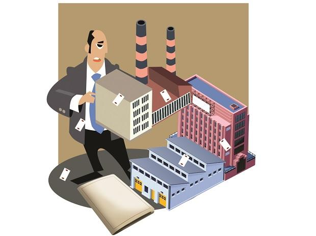 stressed firms, companies, insolvency, stressed assets