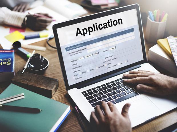 application, education, registration