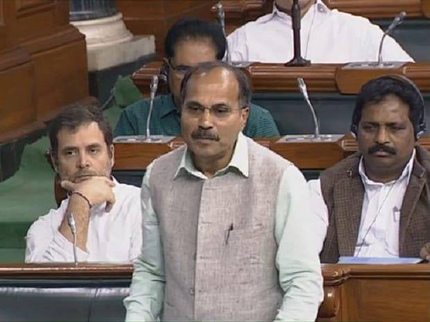 Congress, Adhir Ranjan Chowdhury, Lok Sabha
