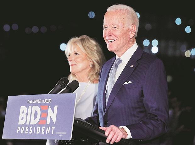 Joe Biden, WIFE