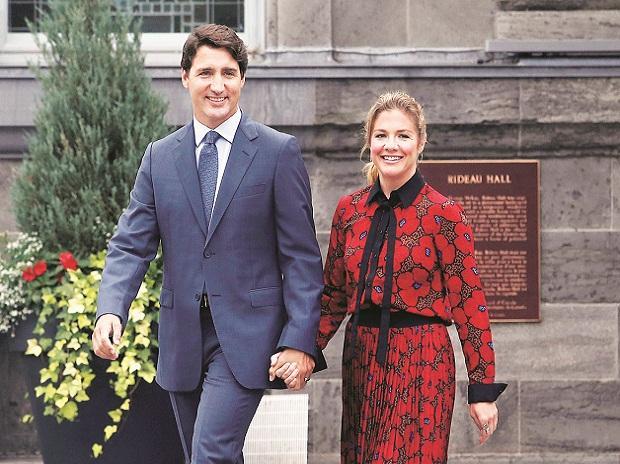 Justin Trudeau, Sophie Trudeau