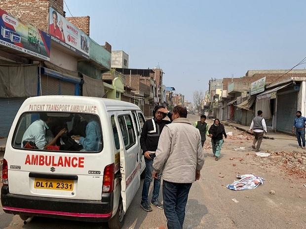 Northeast delhi violence, delhi riots