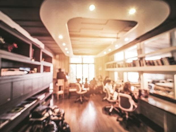 co-working spaces, co-working firms
