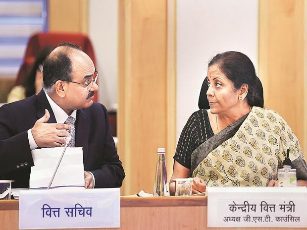 GST, Nirmala Sitharaman