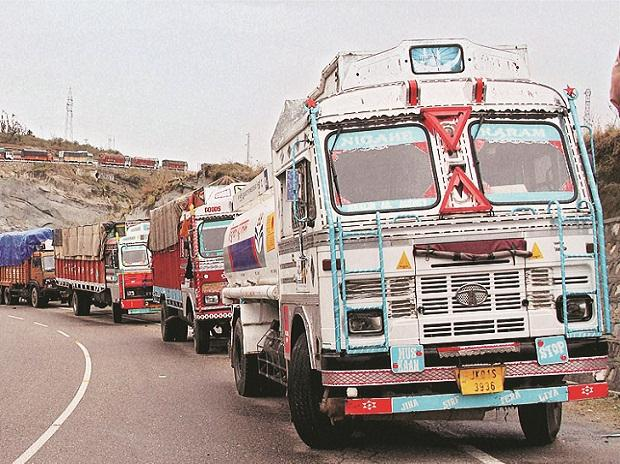 trucks, road, transport, highways, accidents
