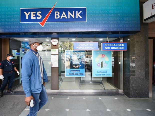 YES Bank declines for second straight day, slips 17% on heavy volumes