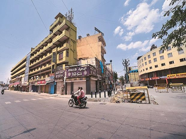 Deserted street in Karnataka on account of Janata curfew | File photo