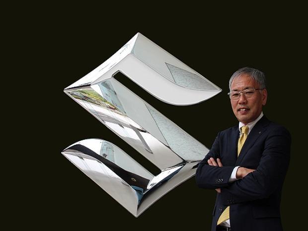 Koichiro Hirao, Managing Director, Suzuki Motorcycle