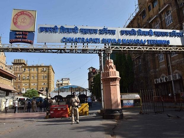 MUMBAI, CST, Chatrapati Shivaji terminus