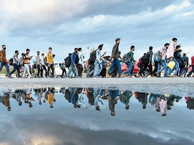 coronavirus, migrants