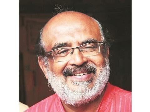Kerala FM Thomas Isaac