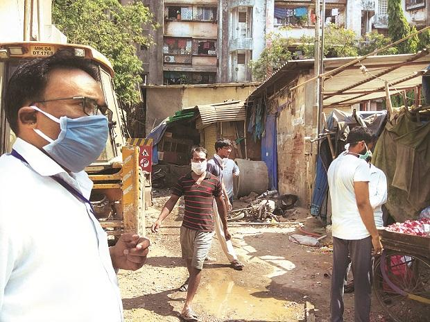 Sitting ducks: fear stalks India's biggest slum as virus cases inch up