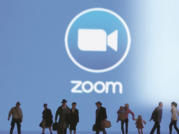 Zoom, video chat, conference