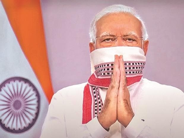 Will set global example for economic revival: PM Modi in letter to nation