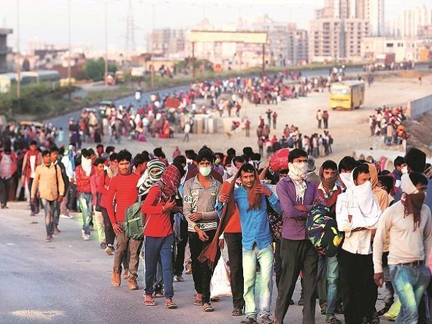 LABOURERS, labour, worker, migrants, poor, population, PDS, hunger, population, crowd, lockdown, coronavirus