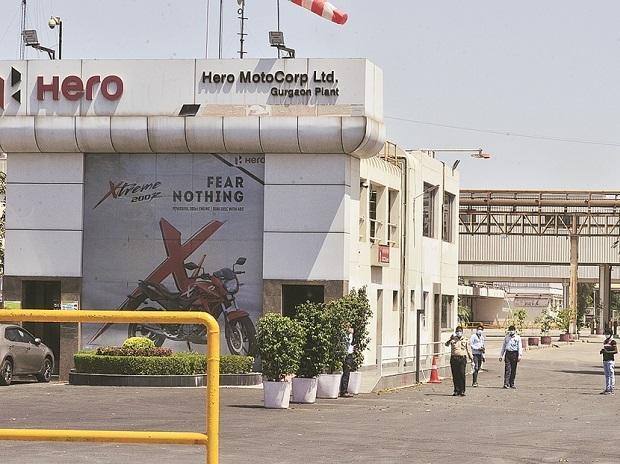Hero MotoCorp, industry, automaker