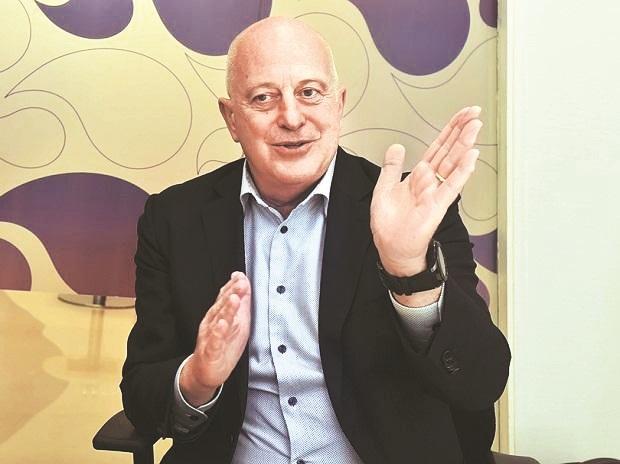 Dirk Van de Put, Global chairman & CEO, Mondelez
