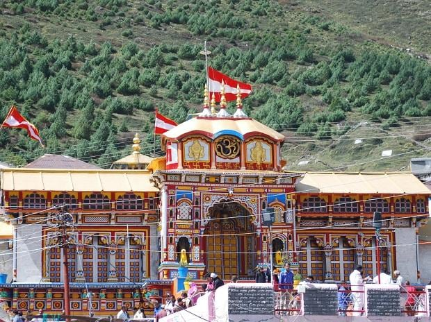 Badrinath Temple. Photo: Wikipedia