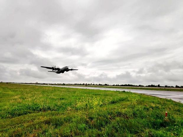 IAF C-130 aircraft