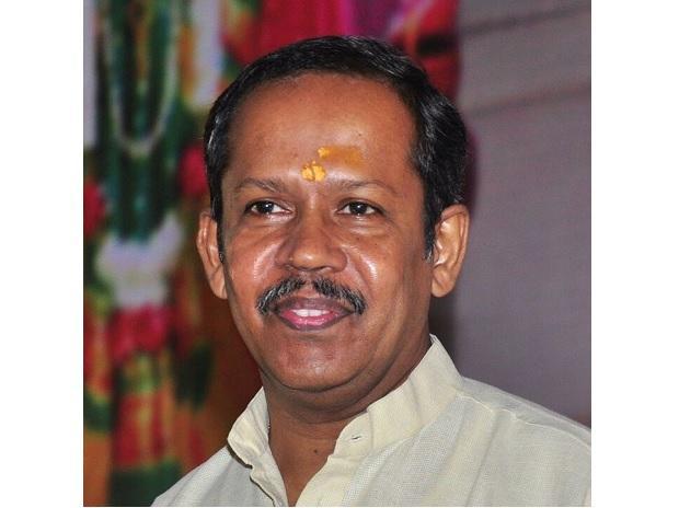C K Saji Narayanan