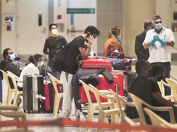 A senior airline official said the five pilots had not operated any flight in the last three weeks