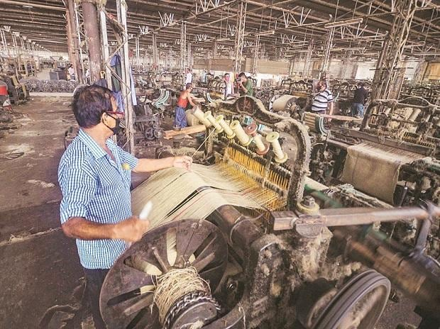 Factory output hits decade high in October as demand bounces back: PMI