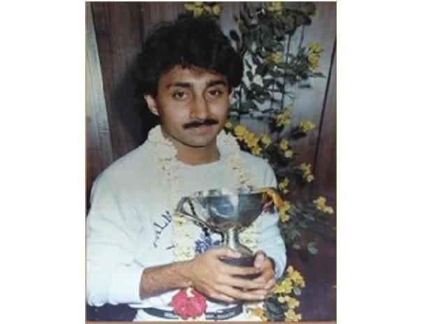 Manmeet Singh, Former Table Tennis national champion