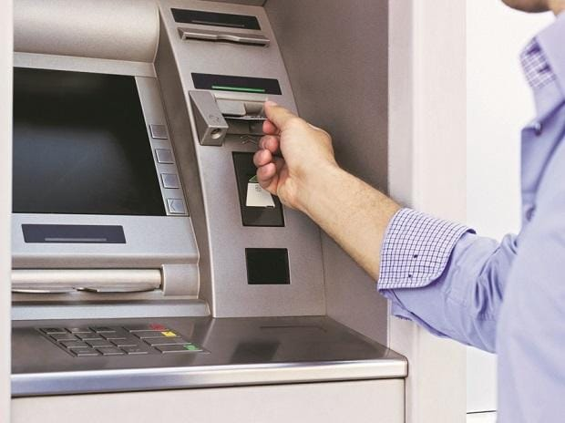 ATMs to become virtual bank branches, accept deposits with instant credit |  Business Standard News