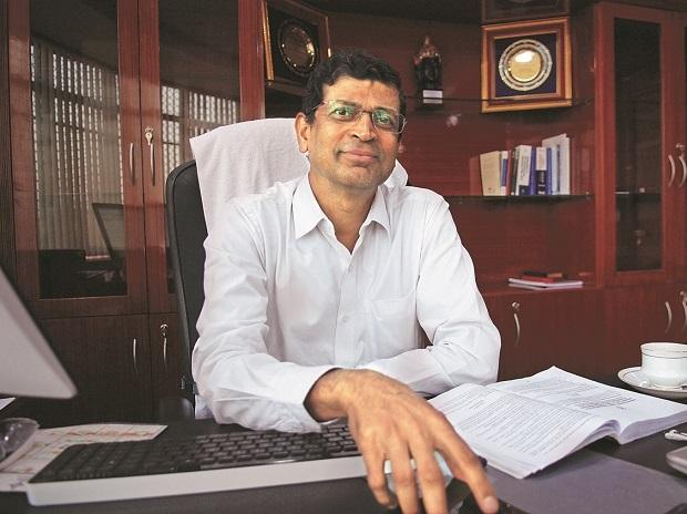 M S Sahoo, chairman of the IBBI, nsolvency and Bankruptcy Board of India