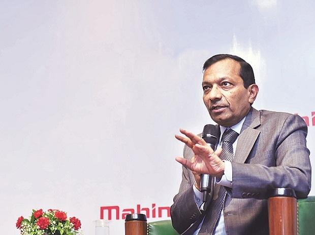 Pawan Goenka,  Managing director, M&M