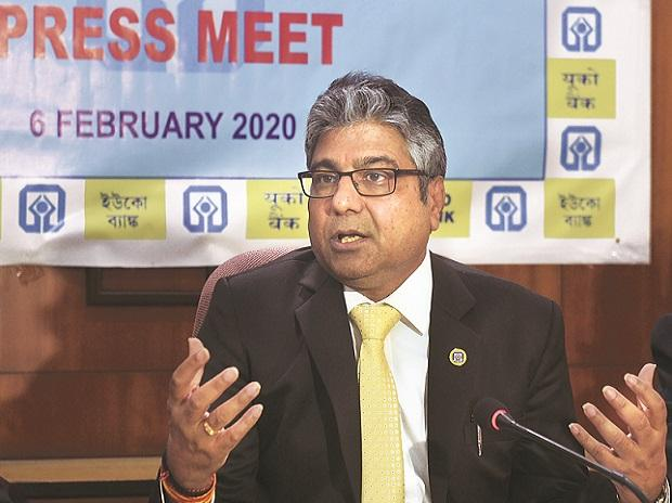 A K Goel, MD and CEO of UCO Bank