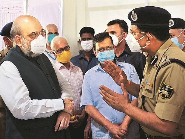 Amit Shah, arvind kejriwal, coronavirus, hospitals, medics, health care workers, doctors, nurses