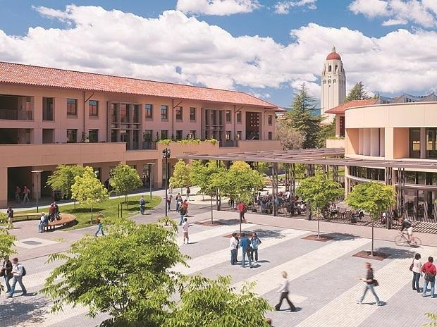 #1 Stanford Graduate School of Business, United States