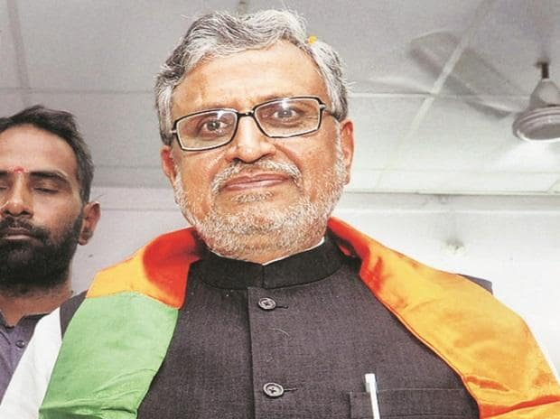 Bihar's revenue collection registers growth in August: Sushil Modi