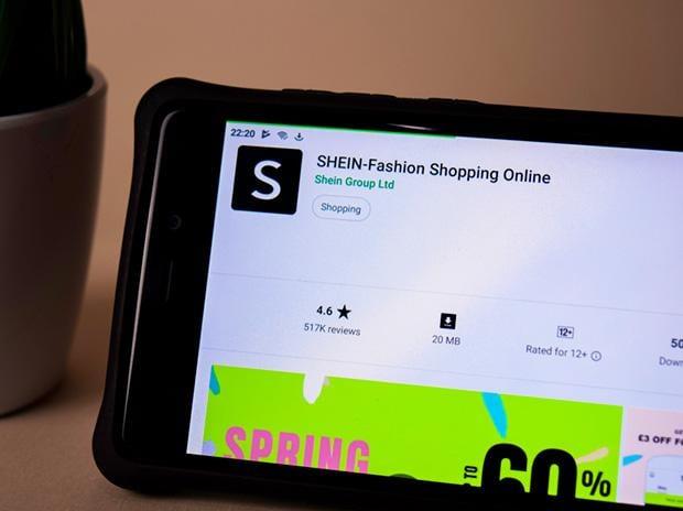 SHEIN, fashion retail app