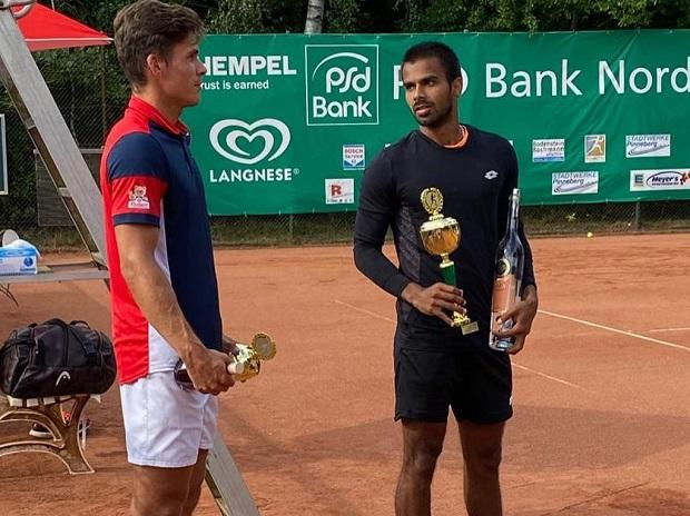 Sumit Nagal wins PSD Bank Nord Open tournament in Germany