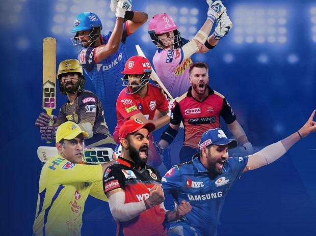 IPL 2020. Photo credit: @IPL