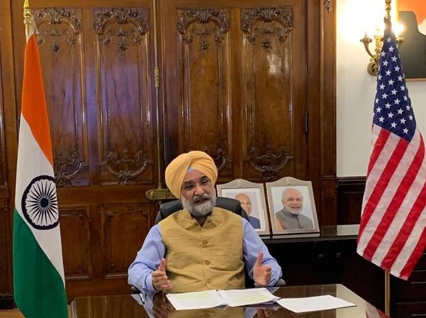 Hope Indian professionals are continued to be welcomed in US: Indian envoy