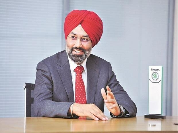 Gurpratap Boparai, Managing Director, Volkswagen India