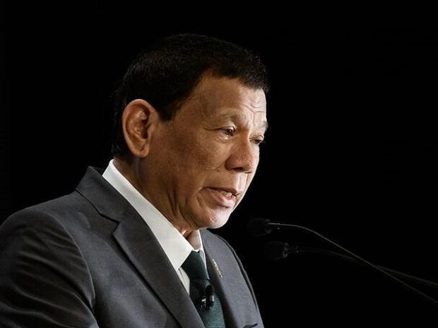Philippine President Rodrigo Duterte (Photo: Bloomberg)