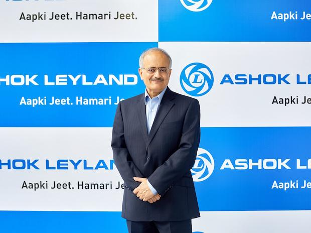 Vipin Sondhi, Ashok Leyland MD