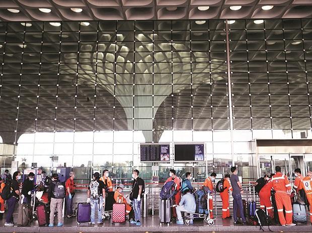 mumbai airport, CSIA, MIAL, T2, flights, coronavirus, gvk