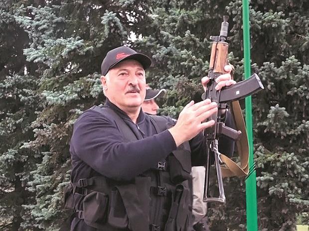 belarus, President Alexander Lukashenko