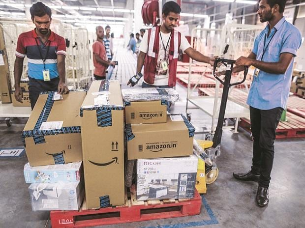 amazon, e-commerce, e-tailers, e-firms, online, digital, delivery, warehouse
