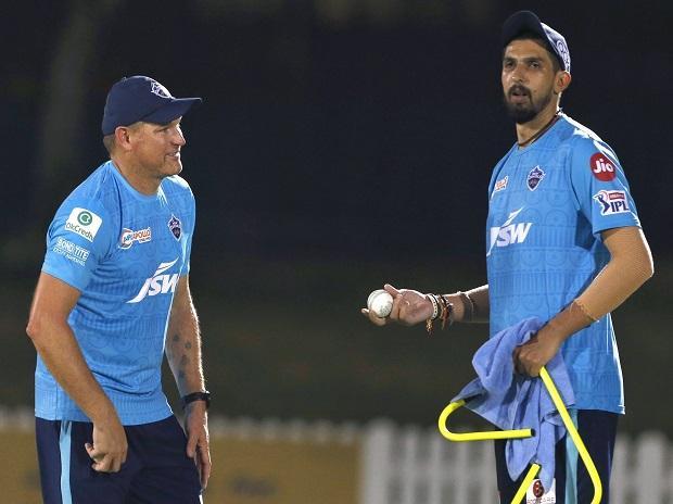 Delhi Capitals, Ryan Harris, Ishant Sharma in UAE