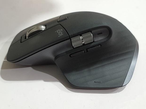 Logitech MXMaster3 wireless mouse