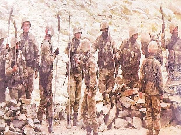 People's Liberation Army (PLA) soldiers approached the Indian post near Mukhpari peak at around 6 pm on Tuesday. According to sources, when the PLA refused warnings to stop, Indian soldiers fired shots in the air (Photo: PTI)