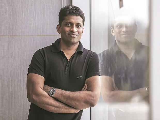 Founder and CEO BYJU RAVEENDRAN, Byju's