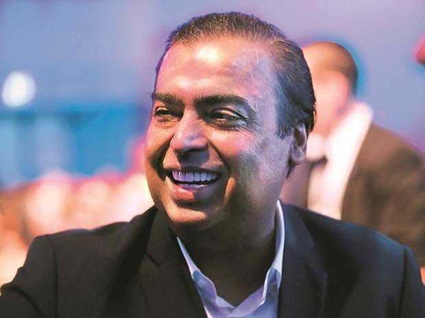 Mukesh Ambani, Chairman & MD, RIL
